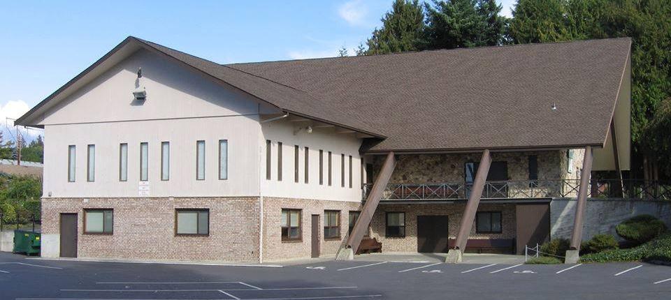 Church Building location